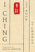Jacket Image For: I Ching