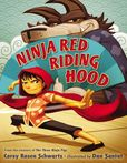 Jacket Image For: Ninja Red Riding Hood