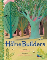 Jacket Image For: The Home Builders