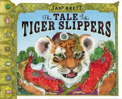 Jacket Image For: The Tale of the Tiger Slippers