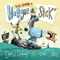 Jacket Image For: The Epic Adventures of Huggie & Stick