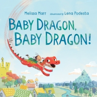 Jacket Image For: Baby Dragon, Baby Dragon!