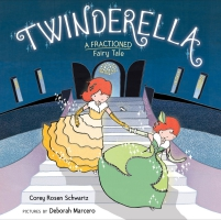 Jacket Image For: Twinderella, A Fractioned Fairy Tale