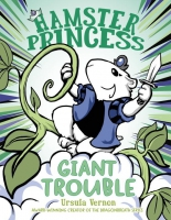Jacket Image For: Hamster Princess: Giant Trouble