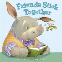 Jacket Image For: Friends Stick Together
