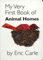 Jacket Image For: My Very First Book of Animal Homes