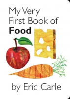 Jacket Image For: My Very First Book of Food