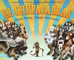 Jacket Image For: El Chupacabras