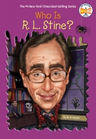 Jacket Image For: Who Is R. L. Stine?