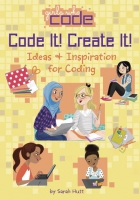 Jacket Image For: Code It! Create It!