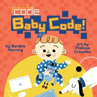 Jacket Image For: Baby Code!