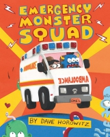 Jacket Image For: Emergency Monster Squad