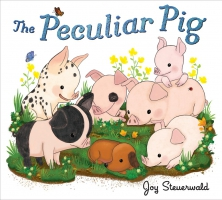 Jacket Image For: The Peculiar Pig