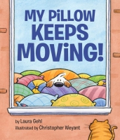 Jacket Image For: My Pillow Keeps Moving