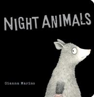 Jacket Image For: Night Animals