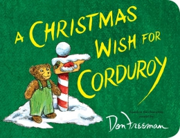 Jacket Image For: A Christmas Wish for Corduroy