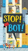 Jacket Image For: Stop! Bot!