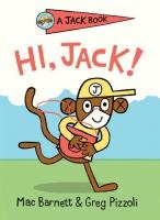 Jacket Image For: Hi, Jack!