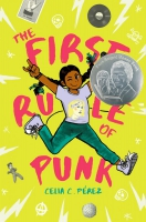 Jacket Image For: The First Rule of Punk