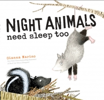 Jacket Image For: Night Animals Need Sleep Too