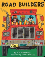 Jacket Image For: The Road Builders