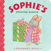Jacket Image For: Sophie's Christmas Surprise