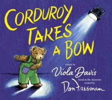 Jacket Image For: Corduroy Takes a Bow