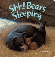 Jacket Image For: Shh! Bears Sleeping