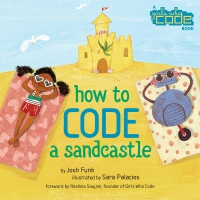 Jacket Image For: How to Code a Sandcastle