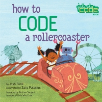 Jacket Image For: How to Code a Rollercoaster