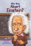 Jacket Image For: Who Was Albert Einstein?