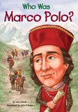 Jacket Image For: Who Was Marco Polo?