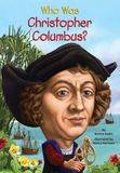 Jacket Image For: Who Was Christopher Columbus?