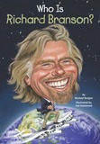 Jacket image for Who Is Richard Branson?
