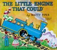 Jacket image for The Little Engine That Could