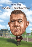 Jacket Image For: Who Was Booker T. Washington?