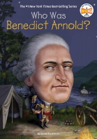 Jacket Image For: Who Was Benedict Arnold?