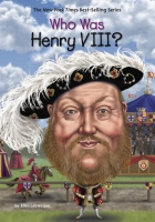 Jacket Image For: Who Was Henry VIII?