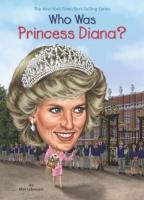 Jacket Image For: Who Was Princess Diana?