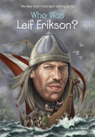 Jacket Image For: Who Was Leif Erikson?