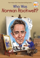 Jacket Image For: Who Was Norman Rockwell?