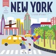 Jacket Image For: New York: A Book of Colors