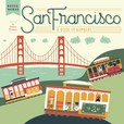 Jacket Image For: San Francisco: A Book of Numbers