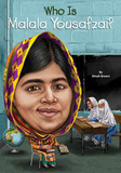 Jacket Image For: Who Is Malala Yousafzai?