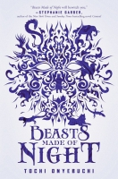 Jacket Image For: Beasts Made of Night