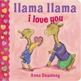 Jacket Image For: Llama Llama I Love You