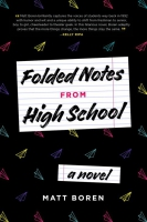 Jacket Image For: Folded Notes from High School