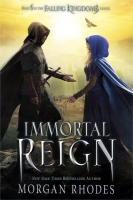Jacket Image For: Immortal Reign