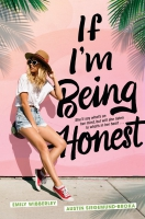 Jacket Image For: If I'm Being Honest
