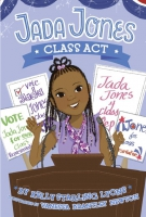 Jacket Image For: JADA JONES Class Act 2